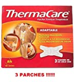 THERMACARE ADAPTABLE PARCHE TERMICOS 3U