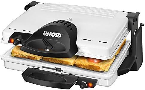 Unold Elektrogrill Test : Amazon.de: unold contact grill plus 2.100 w 58590