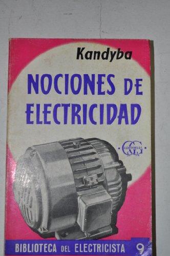 Descargar Libro Nociones De Electricidad Industrial J.a. Kandyba