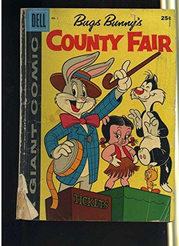 Bugs Bunny's County Fair 1 Good 1957 CBX20