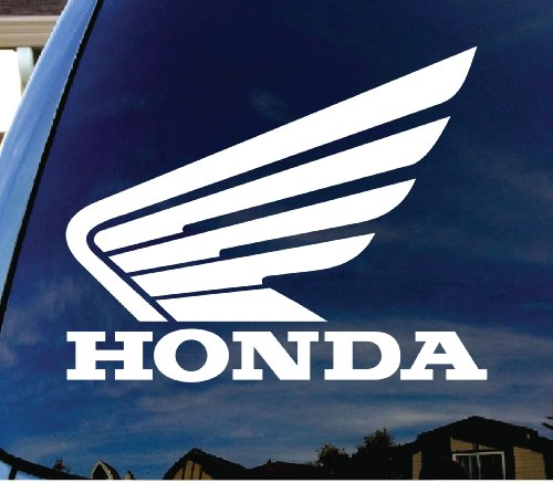Honda Wing Car Window Vinyl Decal Sticker 5
