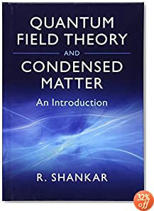 Quantum Field Theory and Condensed Matter: An Introduction (Cambridge Monographs on Mathematical Physics)