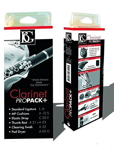 KIT PROPACKS - B.G. (P.1) para Clarinete