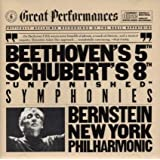 "Beethoven: Symphony No. 5 in C Minor (Op. 67) / Schubert: Symphony No. 8  in B Minor ""Unfinished"" Great Performances series)"