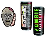 zombie energy drink - Zombie Survival Energy Drink And Zombie Brain Shaped Mint Candy