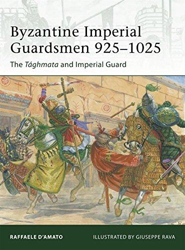 byzantine imperial guardsmen - 1