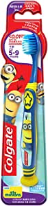 Colgate Kids Toothbrush, Minion (5-9 Years), 1ct