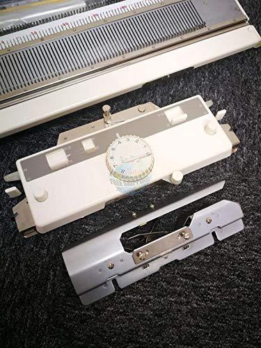 KR850 Ribbing Attachment Complete for Brother KH830 KH836 KH840 KH860 KH890 KH881 Knitting Machine by SUNNY CHOI (Image #3)