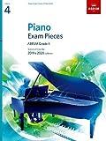 #7: Piano Exam Pieces 2019 & 2020, ABRSM Grade 4: Selected from the 2019 & 2020 syllabus (ABRSM Exam Pieces)