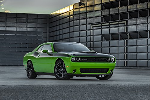 Dodge Challenger T/A  Car Print on 10 Mil Archival Satin Pap