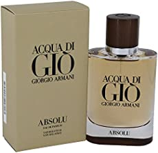 3ce1c342b70 Acqua Di Gio Absolu Giorgio Armani cologne - a new fragrance for men ...