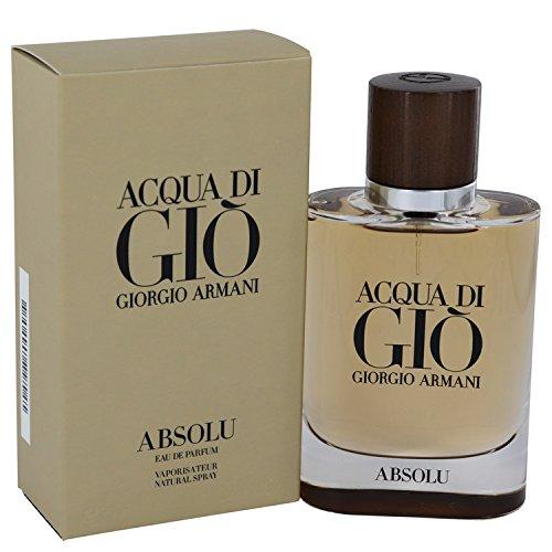 Armani Acqua Di Gio Absolu Eau De Parfum Spray 75ml/2.5 Ounce