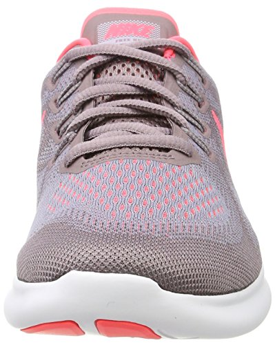 Nike Damen Wmns Free RN 2017 Laufschuhe Violett (Provence Purple/taupe Grey/ice Peach/hot Punch)