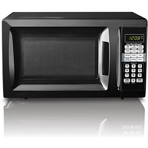 Hamilton Beach Microwave Oven Black product image