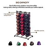 Porta-capsule-Compatibile-con-Nespresso-Porta-capsule-caffe-SUNASQ-Porta-capsule-salvaspazio-Compatibile-con-Nespresso-Vertuo-Porta-capsule-di-grande-capacita-con-42-capsule-di-caffe