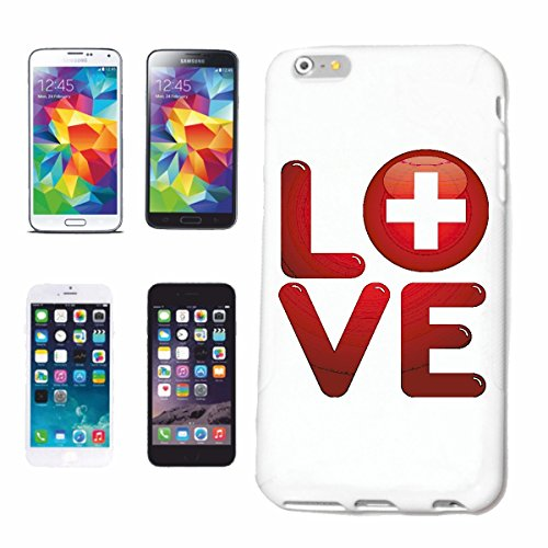 """cas de téléphone iPhone 7 """"J'AIME SUISSE J'AIME SUISSE BÂLE ZURICH TRAIN FRANC SUISSE Swiss"""" Hard Case Cover Téléphone Covers Smart Cover pour Apple iPhone en blanc"""
