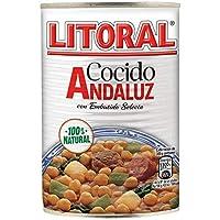 LITORAL Cocido Andaluz - Plato Preparado de Cocido