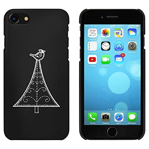 Noir 'Cardinal dans un Arbre' étui / housse pour iPhone 7 (MC00072765)