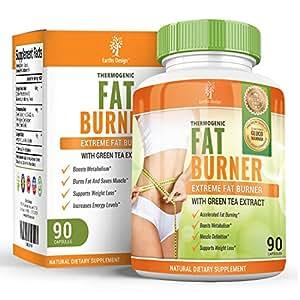 Amazon.com: Thermogenic Fat Burner Pills That Work Fast ...