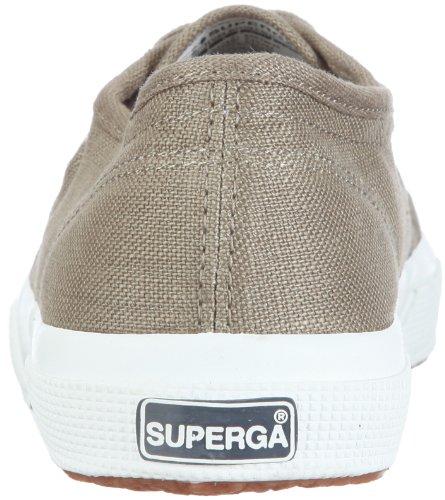 Kaki 2750 LINU Superga 816 Beige Beige donna Sneaker 0O5gdwgx
