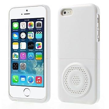 72084382d24 JUJEO iFace Identity Will Speaker Hard Case for iPhone  Amazon.co.uk   Electronics