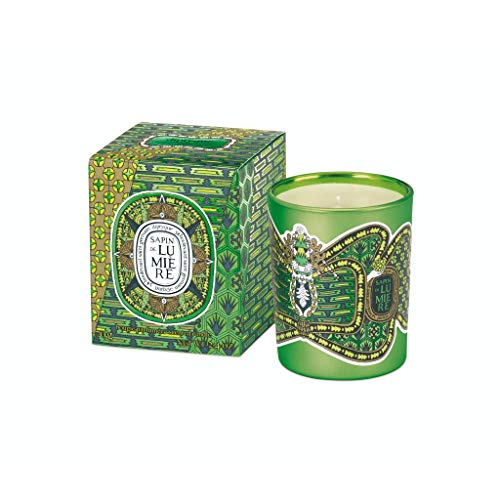 (Diptyque Holiday Sapin de Lumiere Votive Candle )