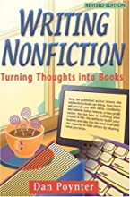Writing Nonfiction, 5th Edition: Turning Thoughts into Books