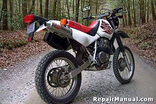 CPP-105 Honda XR600R XR650L Motorcycle Cyclepedia Online Service Manual