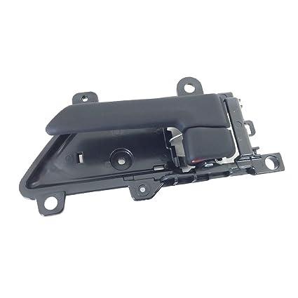 2 X RIGHT LEFT FRONT INSIDE DOOR HANDLE 82610-3J000WS FOR HYUNDAI 07-12 VERACRUZ
