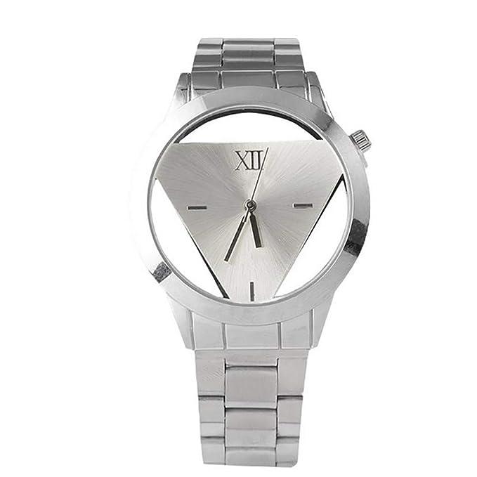 SamMoSon Relojes Hombre Deportivos Elegantes Digital Inteligente De Agua, Reloj Análogo De Cuarzo De Acero Inoxidable para Hombre Reloj Deportivo Relojes ...