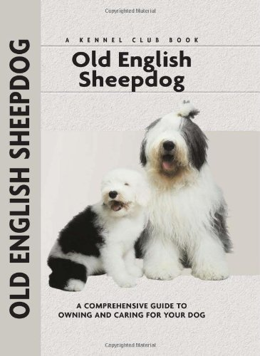 Old English Sheepdog (Comprehensive Owner's Guide)