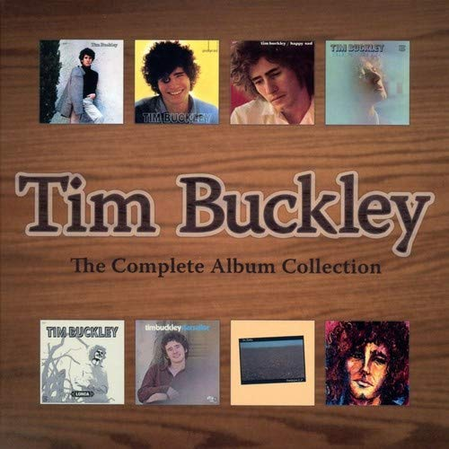 The Complete Albums Collection Tim Buckley