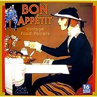 Bon Appetit Calendar: Vintage Food Posters