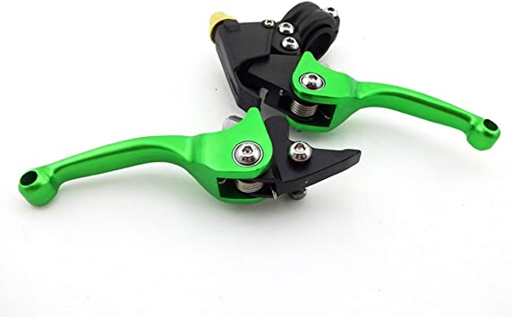 XLJOY New Folding Brake Clutch Lever for Chinese TTR XR CRF 50 70 KLX110 Pit Dirt Bike