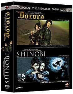 dororo shinobi francia dvd amazones satoshi