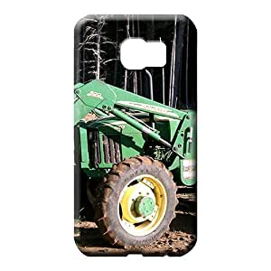samsung galaxy s6 edge Excellent Scratch-free Awesome Phone Cases cell phone carrying skins john deere brush