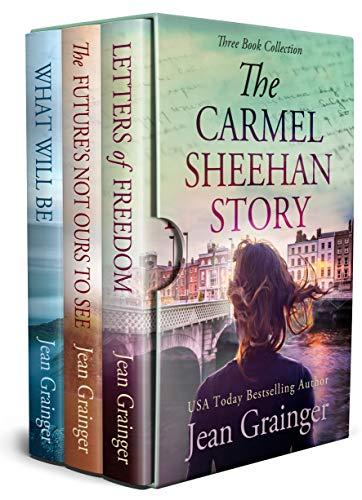 Carmel Sheehan Story Three Collection ebook product image