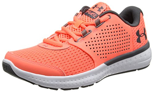 Under Armour UA W Micro G Fuel RN, Scarpe da Corsa Donna Arancione (London Orange 404)