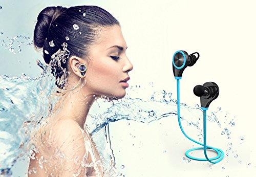 Wireless Bluetooth Audifonos Sports Earphones, HD Sound Qual