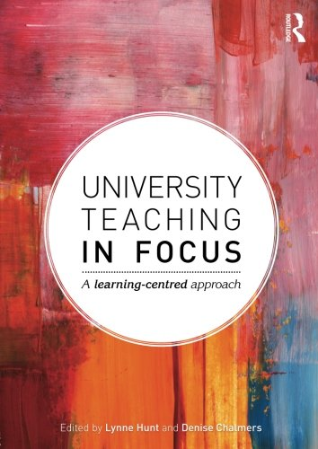University Teaching in Focus: A learning-centred approach