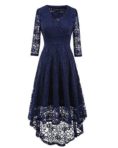 high low classy dresses - 6