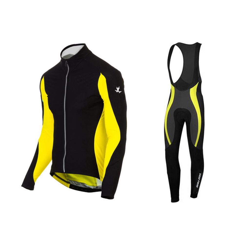 Uglyfrog Sportern 2015新しいファッションアウトドアスポーツ熱フリース冬長袖サイクリングジャージーTriathlon clothing B074DVJLZC X-Small Z 24 Z 24 X-Small