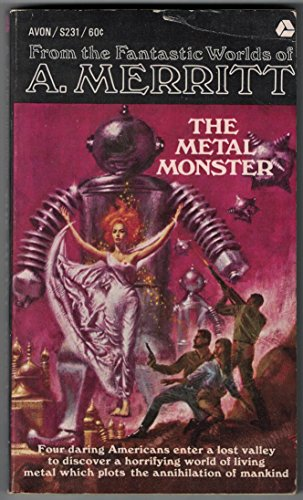(The METAL MONSTER. Avon No 315.)