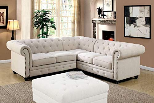 - Furniture of America Stanford II Collection CM6270IV-SET 95