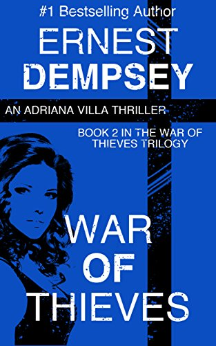 book cover of War of Thieves