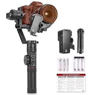 Zhiyun Crane 2 with Servo Follow Focus, 2018 New Package 3-Axis Gimbal Stabilizer for DSLR Camera Zhiyun-tech Crane-2, Black (B075KKDYVK) | Amazon price tracker / tracking, Amazon price history charts, Amazon price watches, Amazon price drop alerts