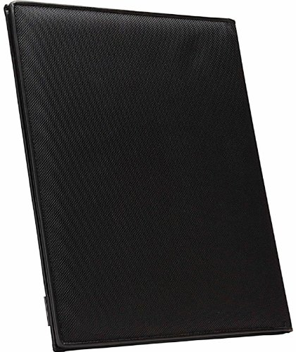Case-it Executive Padfolio with Letter Size Writing Pad, Black, PAD-10 by Case-It (Image #1)