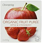 Clearspring Organic Apple and Strawbe...
