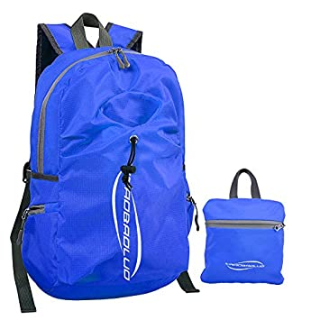 Westdeer 20L Foldable Ultra Lightweight Tear   Water Resistant Handy Mini Packable  Backpack for Outdoor Walking 0258b1d741650
