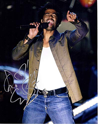 Eric Benet Signed - Autographed R&B Soul Singer 11x14 inch Photo - Guaranteed to pass PSA or JSA from Real Deal Memorabilia